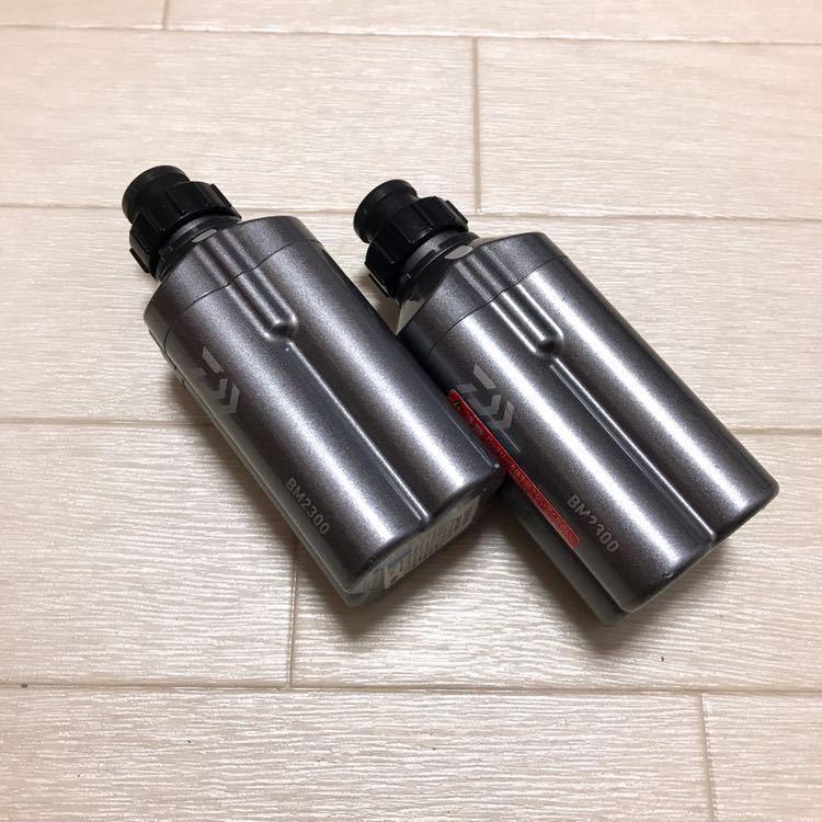 ジャンク 1円スタートDAIWA ダイワ電動リール専用リチウムバッテリー BM2300 BM2000Ⅱ_画像4