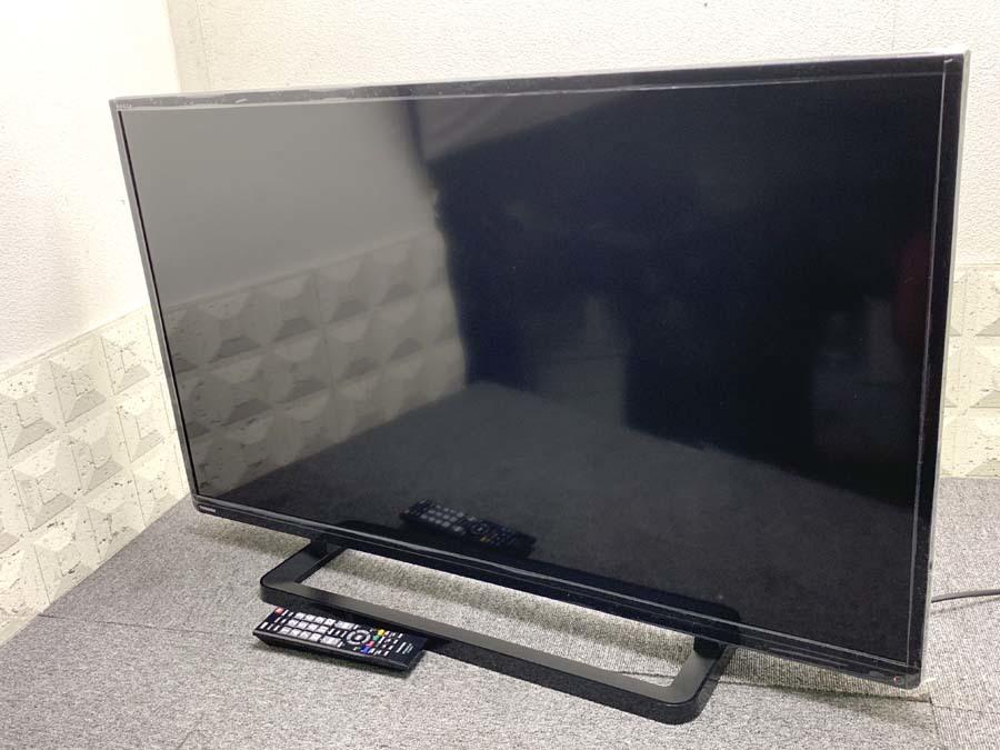 1円~♪ 東芝/TOSHIBA 40型テレビ 40S8 REGZA/レグザ 2014年製 中古 710-3_画像3