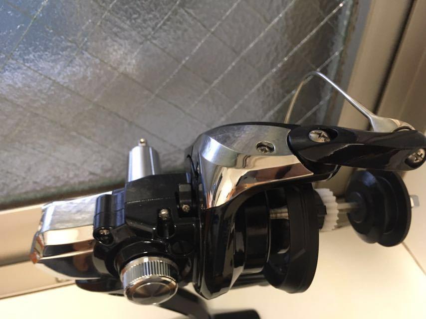 シマノ スピニングリール AR-C AERO BB4000HG 極美品 ジャンク_画像5