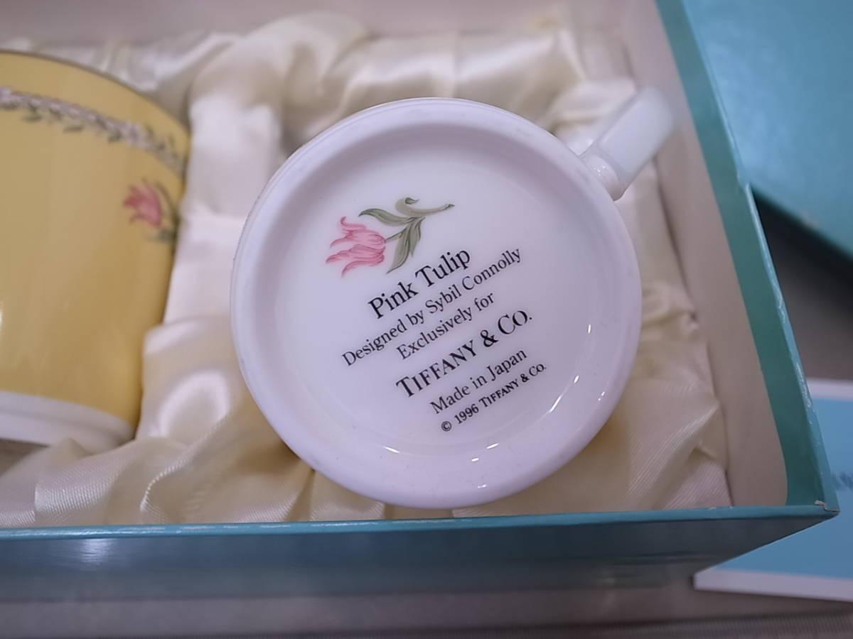 ◆◇未使用 Tiffany&Co. ティファニー ペアマグカップセット◇◆_画像3