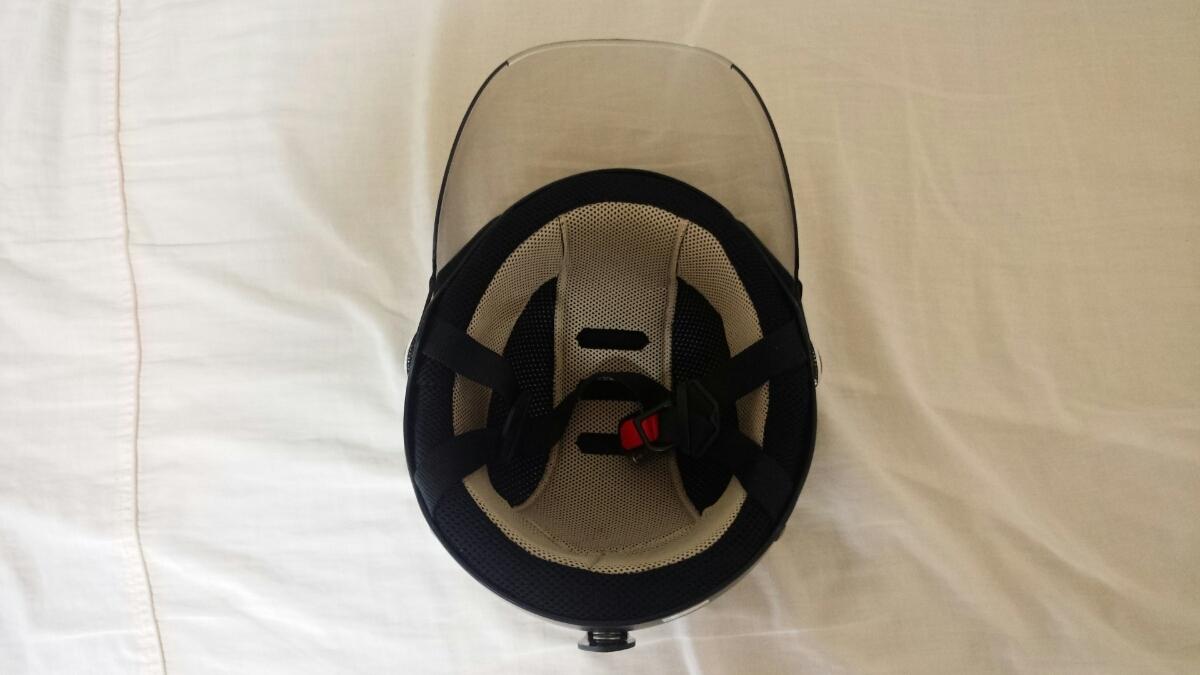 ヤールーヘルメット TNK工業株式会社 STR-Z JT size58~59㎝_画像4