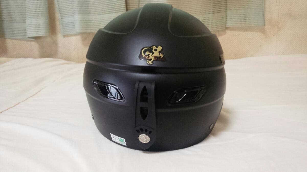 ヤールーヘルメット TNK工業株式会社 STR-Z JT size58~59㎝_画像2