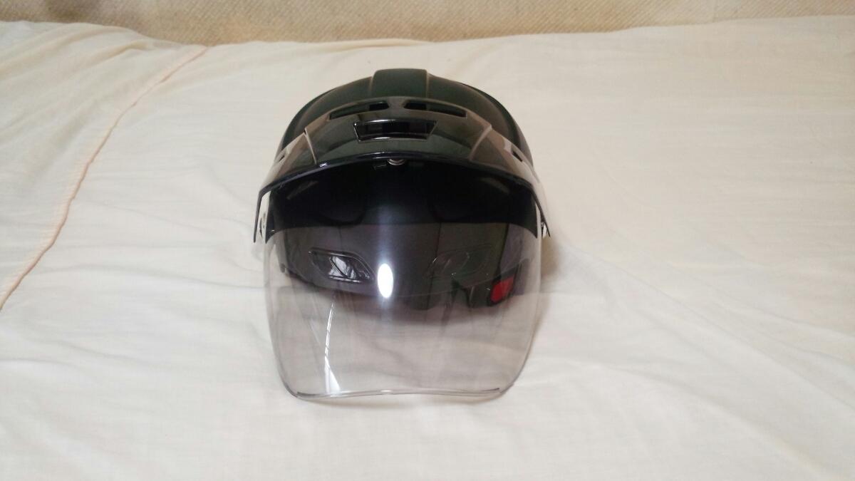 ヤールーヘルメット TNK工業株式会社 STR-Z JT size58~59㎝_画像3