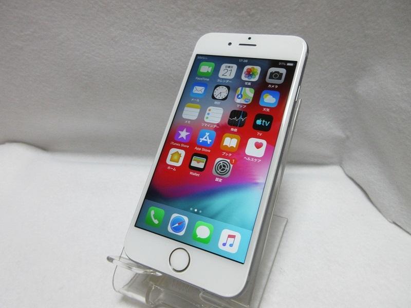 (A-13) 超美品 docomo ドコモiphone6 64GB スペースグレー SoftBank au