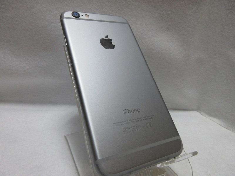 (A-13) 超美品 docomo ドコモiphone6 64GB スペースグレー SoftBank au _画像10