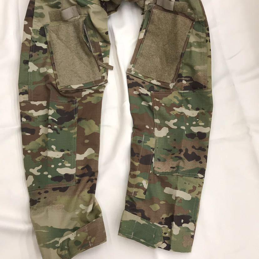 US ARMY ACU Jacket OCP マルチカム 戦闘服 迷彩服 Dead Stock 未使用 Medium Regular 米軍実物 米軍 米陸軍 PROPPER社製 リップストップ_画像6