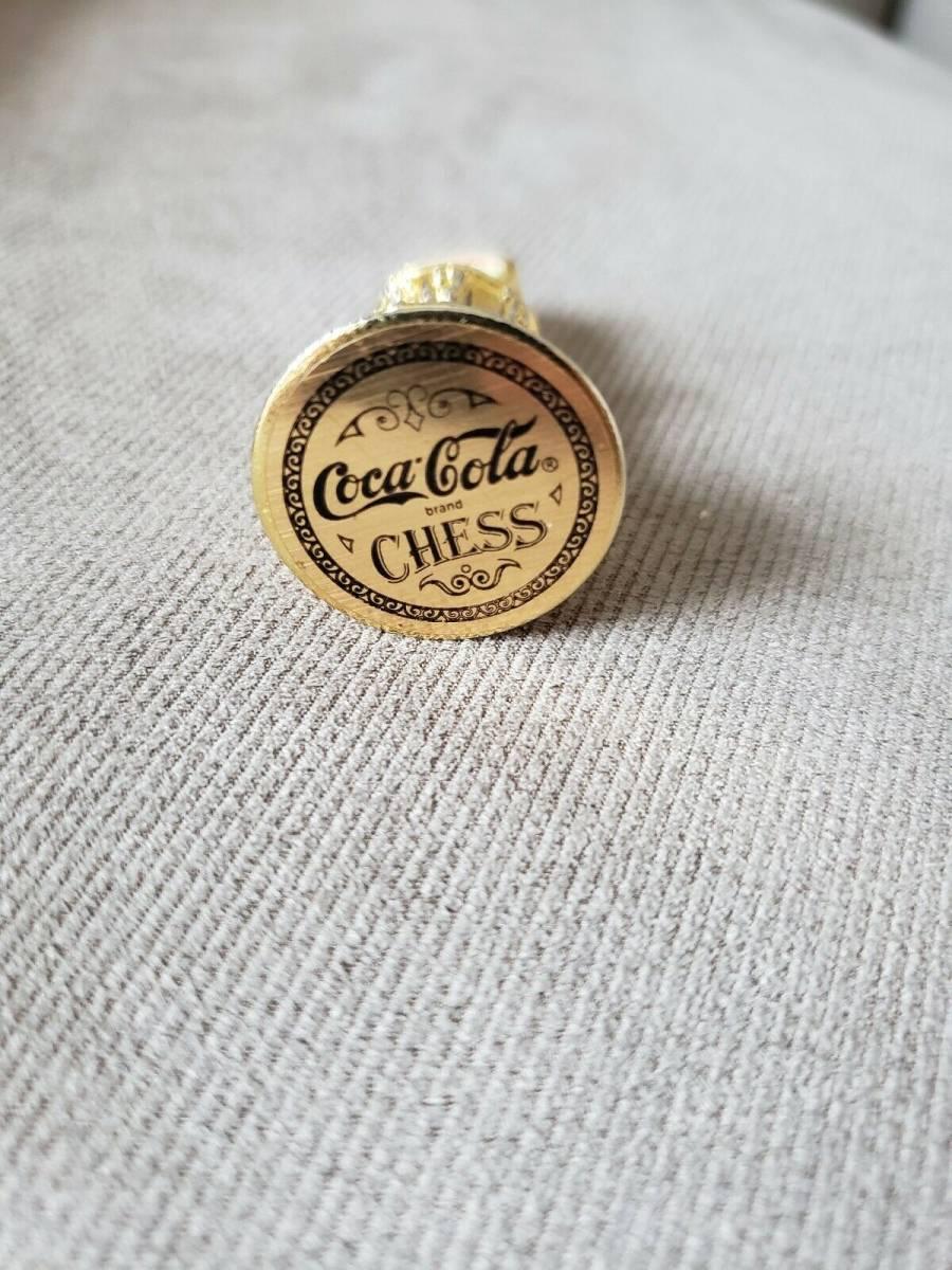 コカ・コーラ ステンドグラス チェスセット 1996年製_画像10