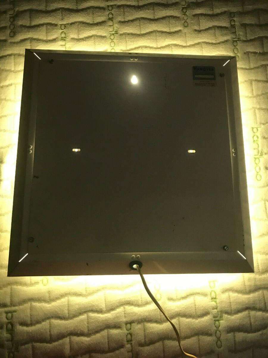 コカ・コーラ ヴィンテージ ライト機能付き壁時計_画像3