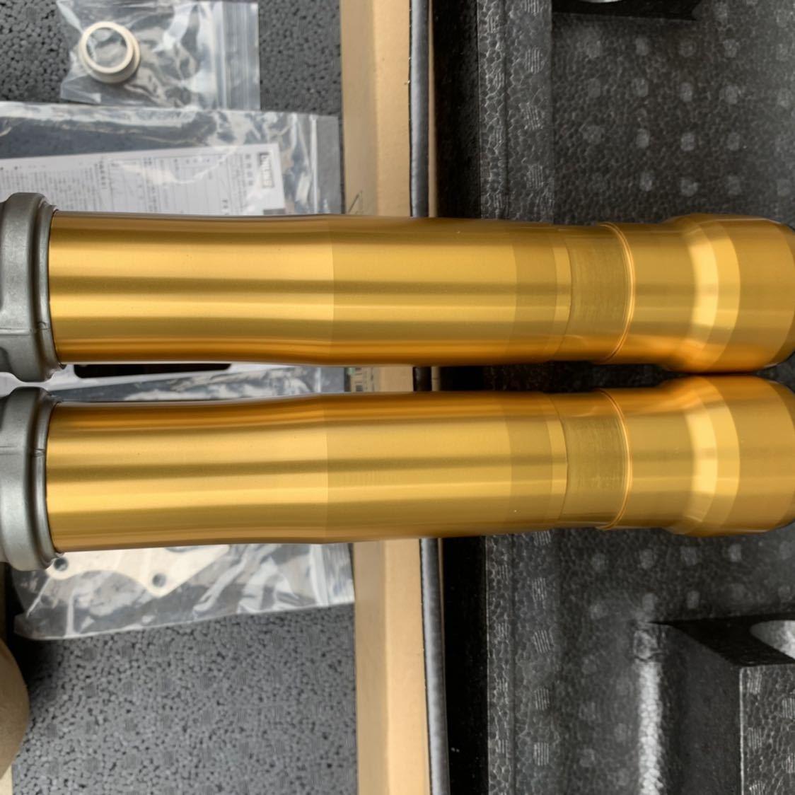 1円スタート ZRX1200DAEG ダエグ オーリンズ FS625G フロントフォーク 中古_画像3
