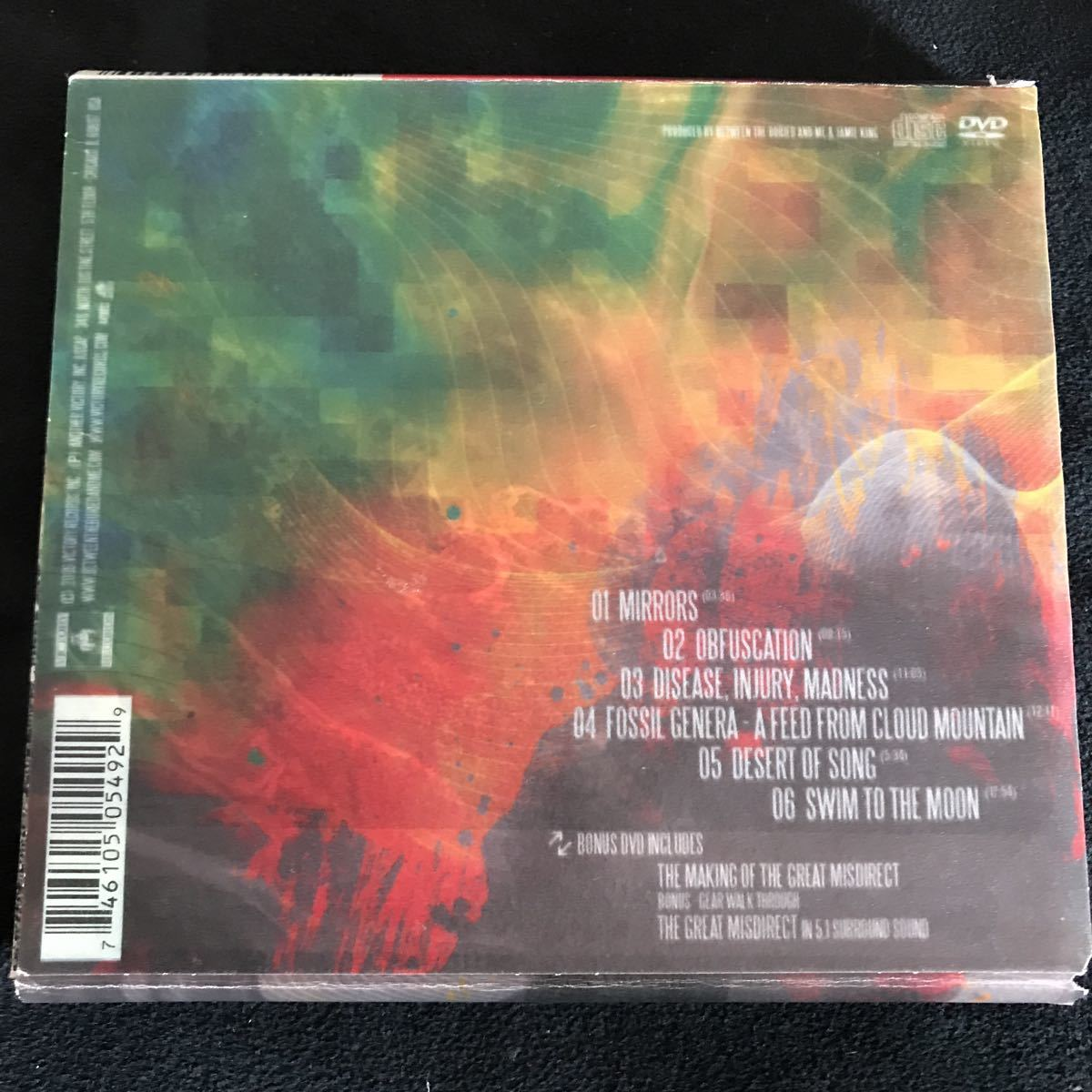 Between The Buried And Me The Great Misdirect 輸入盤2枚組 BTBAM_画像2