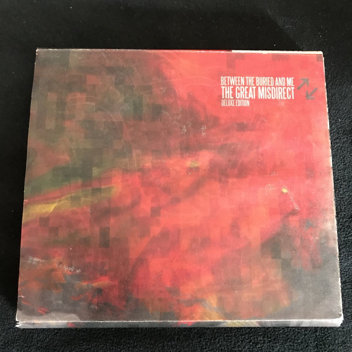 Between The Buried And Me The Great Misdirect 輸入盤2枚組 BTBAM_画像1