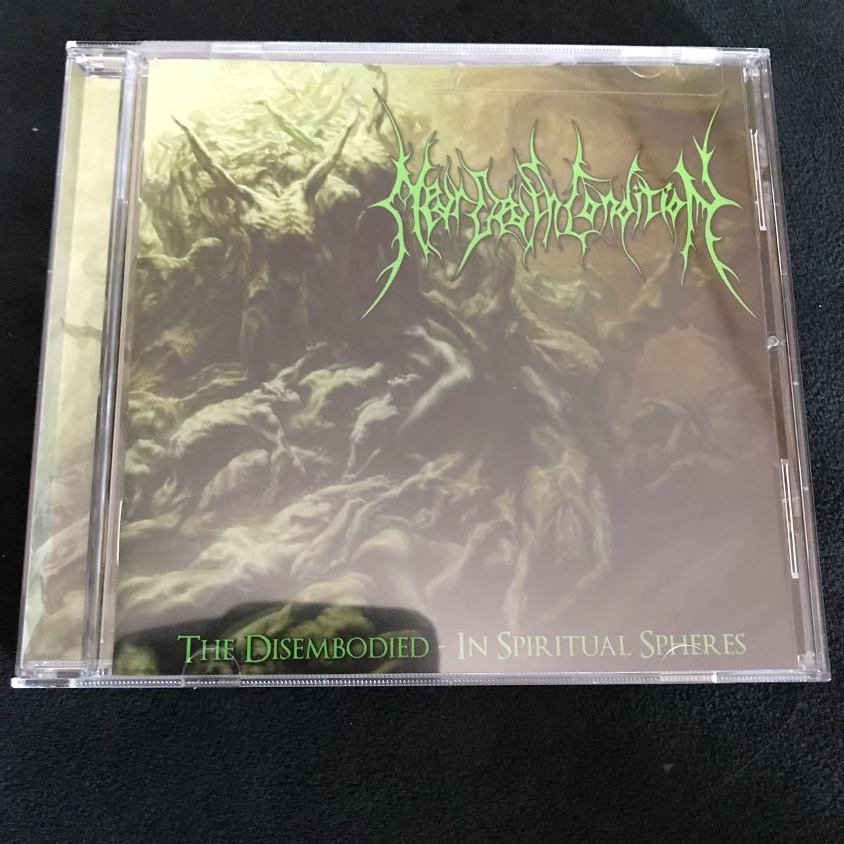 Near Death Condition The Disembodied - In Spiritual Spheres 輸入盤 Unique Leader_画像1
