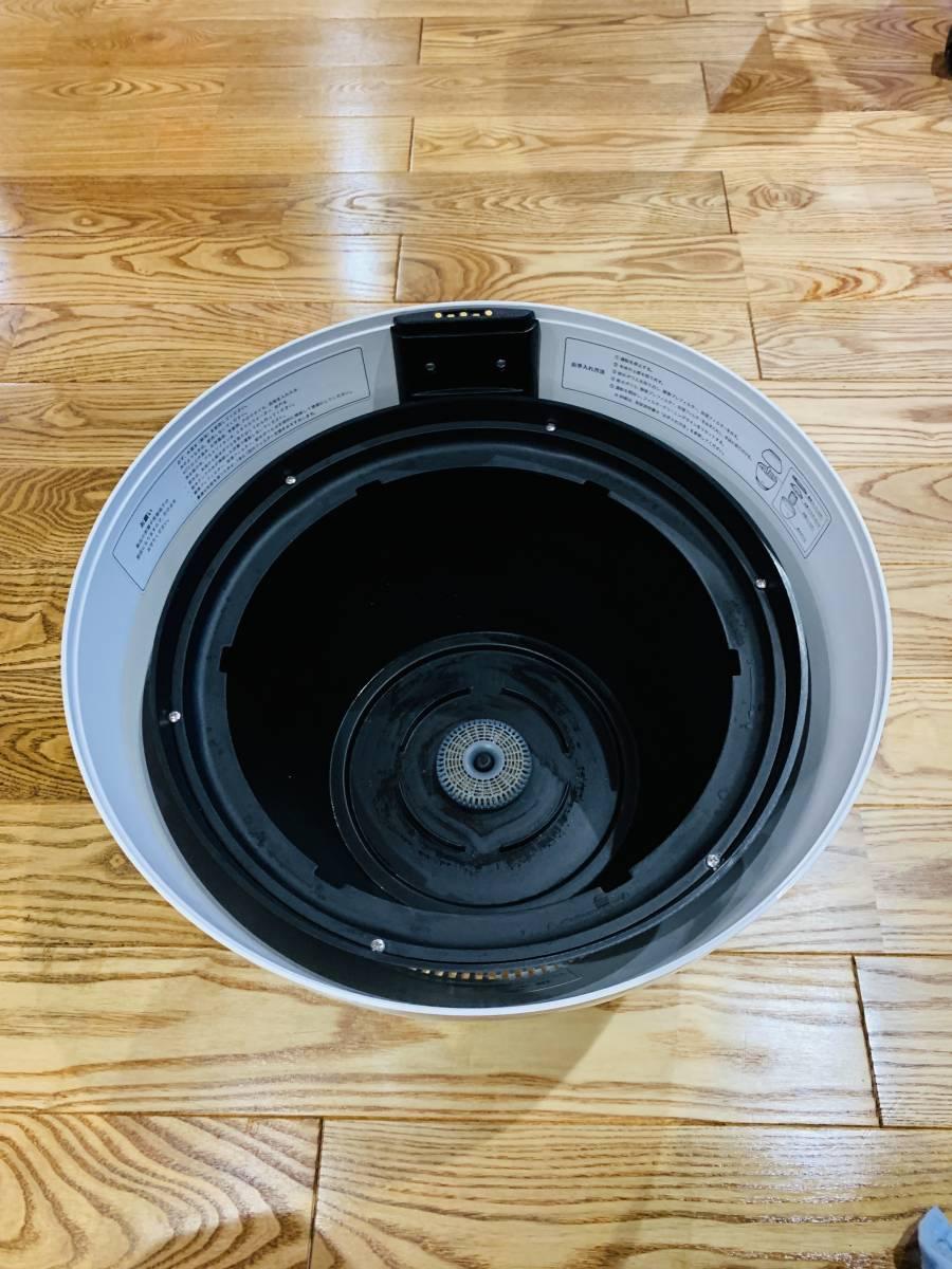 バルミューダ BALMUDA レイン Rain ERN-1100UA 気化式加湿器 Wi-Fi モデル_画像6