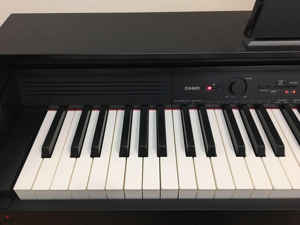 ◇ 直接引き取り限定 CASIO カシオ PriviA 電子ピアノ PX-760 2015年製◇_画像6
