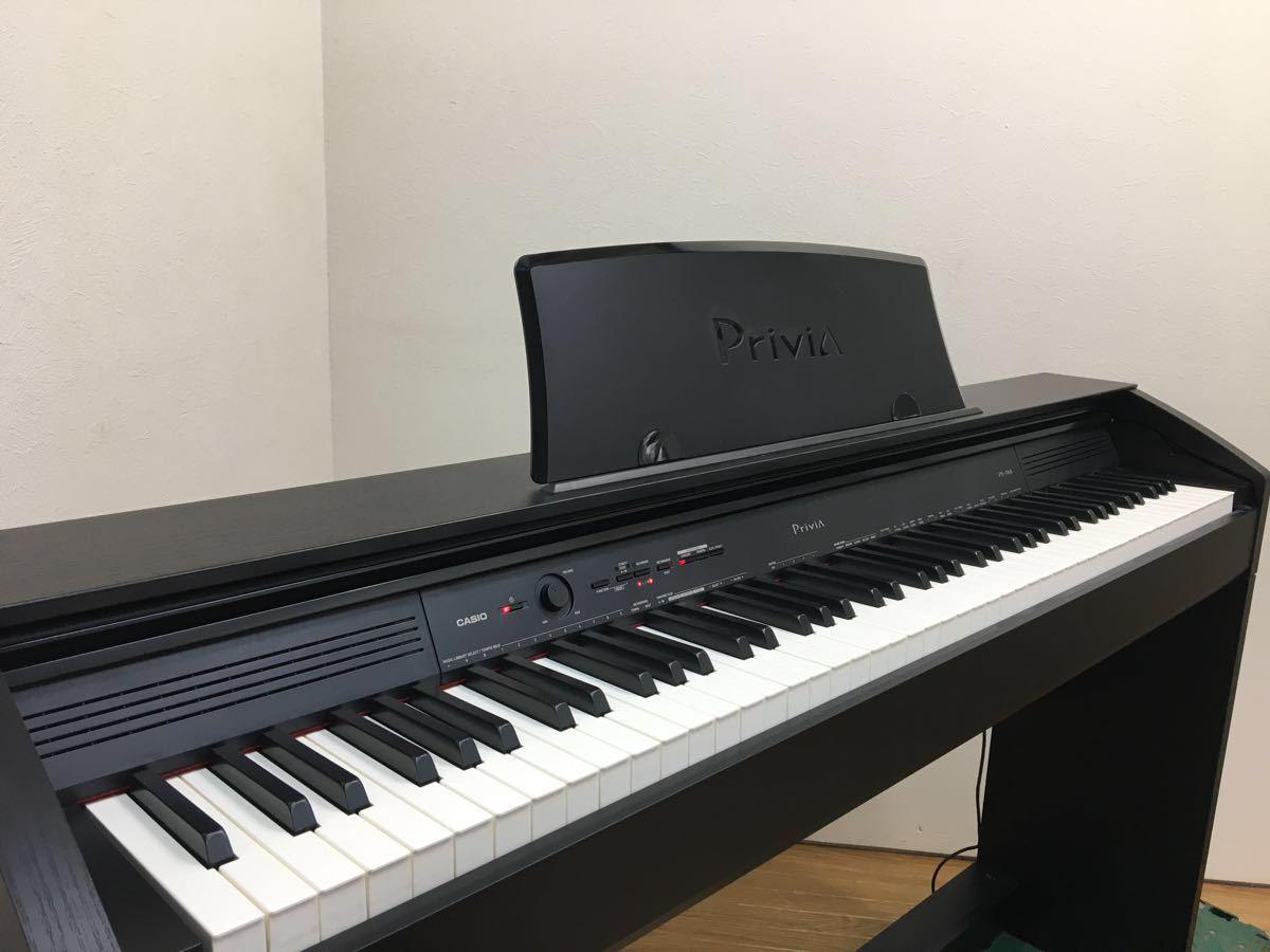 ◇ 直接引き取り限定 CASIO カシオ PriviA 電子ピアノ PX-760 2015年製◇_画像2
