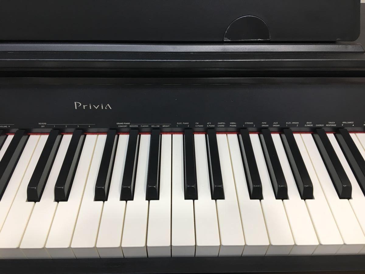 ◇ 直接引き取り限定 CASIO カシオ PriviA 電子ピアノ PX-760 2015年製◇_画像4