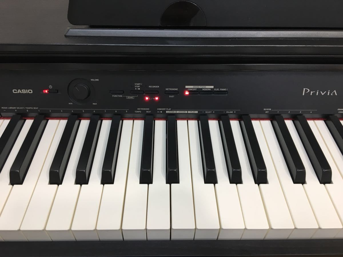 ◇ 直接引き取り限定 CASIO カシオ PriviA 電子ピアノ PX-760 2015年製◇_画像5