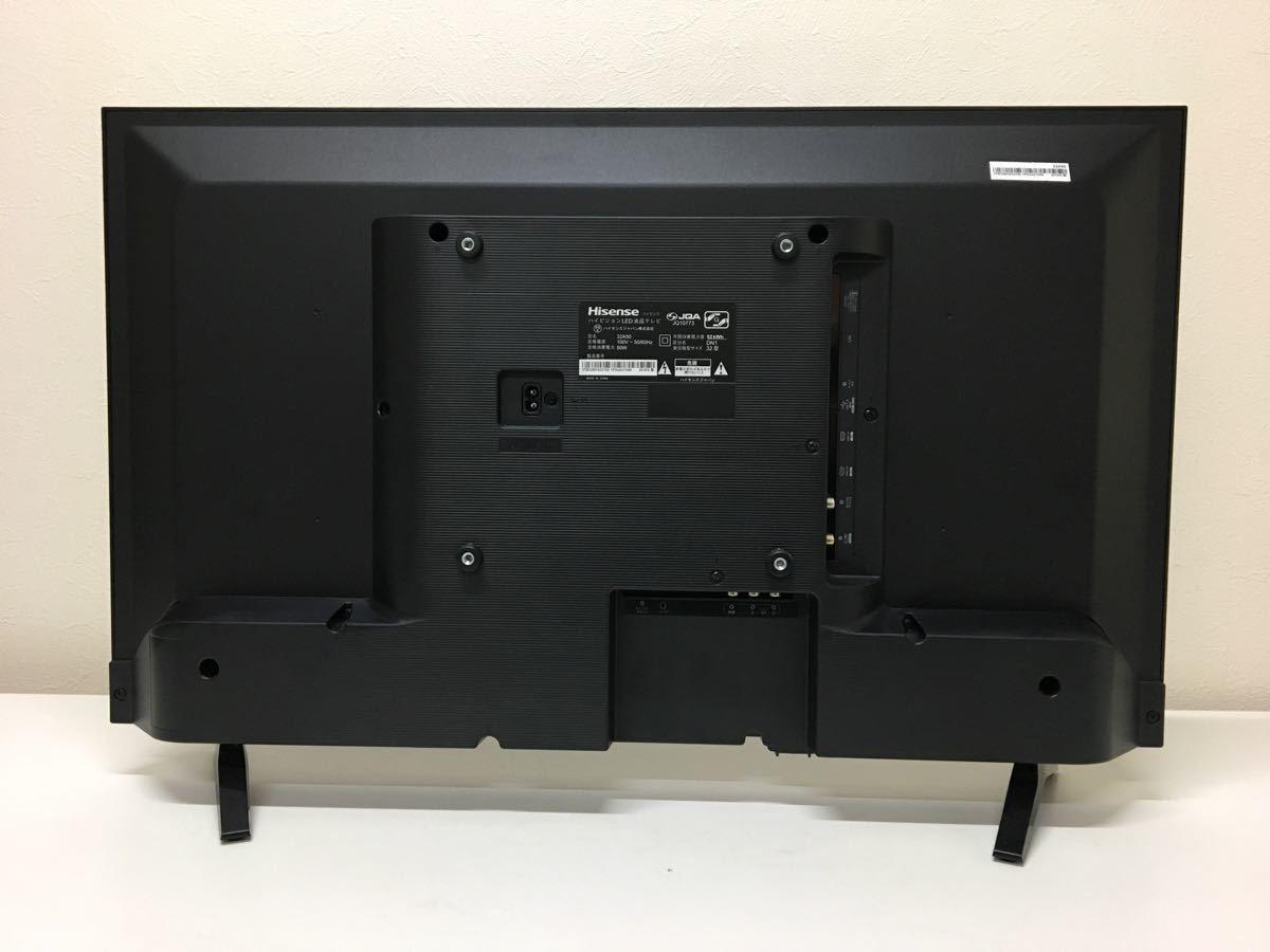 ◇ Hisense ハイセンス 32型 液晶テレビ 32A50 2018年製 ◇_画像5