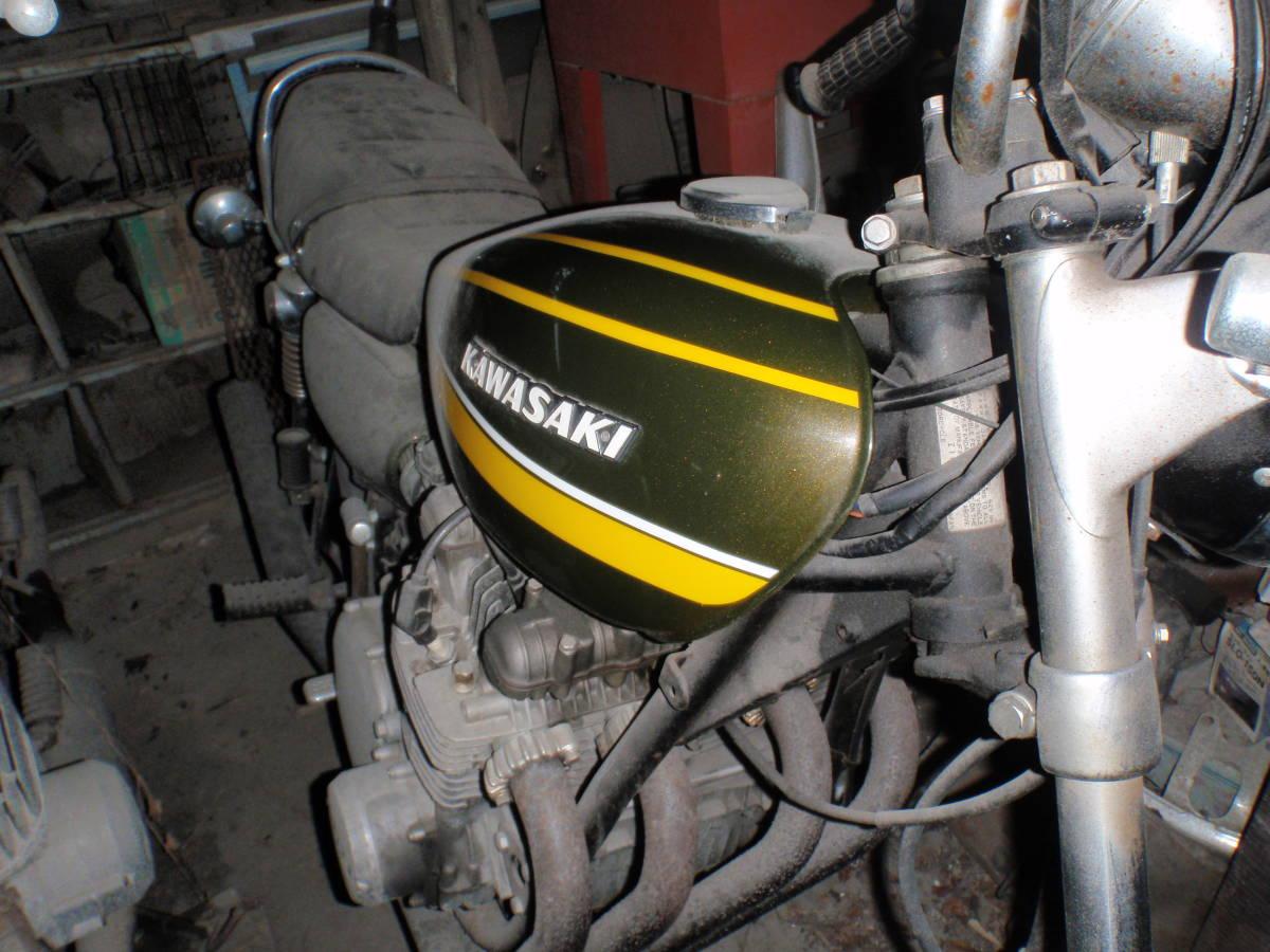 CB750K 750SS 500SS 400SS 350SS 250SS KH400 KH250 CB400F GT750 旧車全般 オールペン 部分補修_画像10