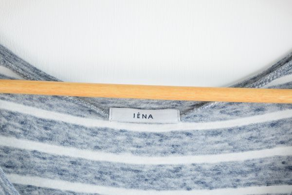 美品 IENA イエナ 日本製 ノースリーブ マキシ ワンピース 36 管理番号N370_画像5