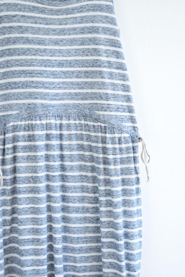美品 IENA イエナ 日本製 ノースリーブ マキシ ワンピース 36 管理番号N370_画像3
