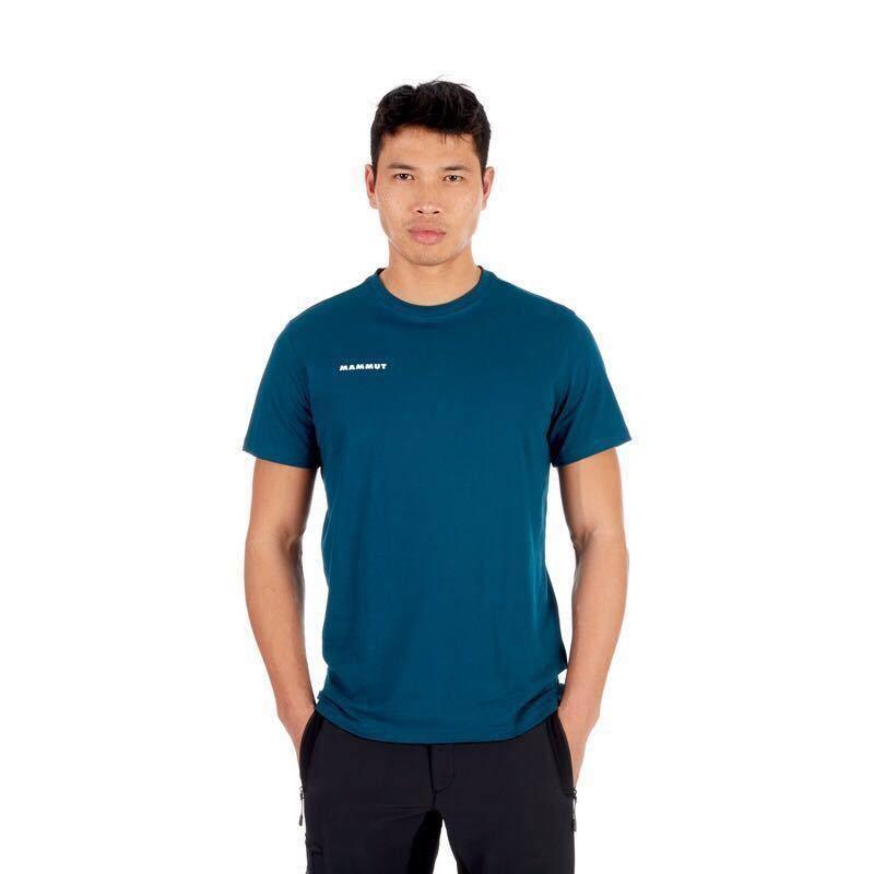 1円~新品正規品☆マムート Mammut Seile Tシャツ Poseidon PRT2 ユーロ:Mサイズ(アジア:Lサイズ)_画像4