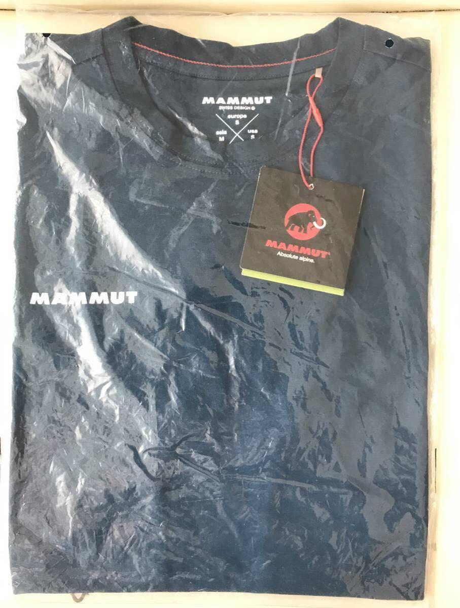 1円~新品正規品☆マムート Mammut Seile Tシャツ Poseidon PRT2 ユーロ:Mサイズ(アジア:Lサイズ)_画像7
