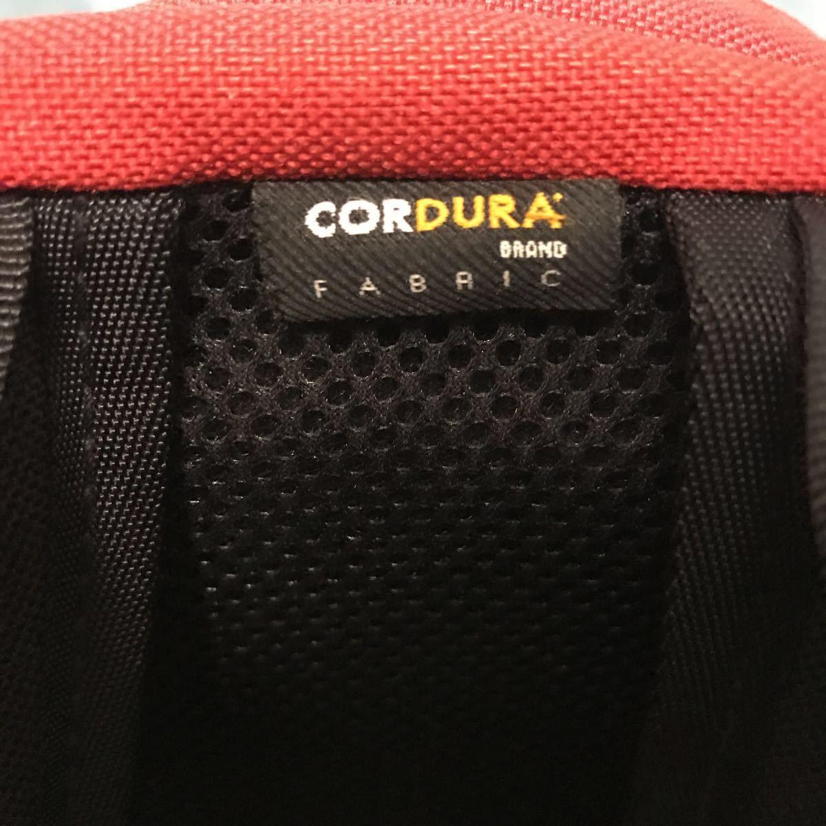 美品 Supreme 15SS Backpack シュプリーム バックパック リュック カバン 鞄 バッグ Bag レッド 赤 Red レインカバー付き_画像4