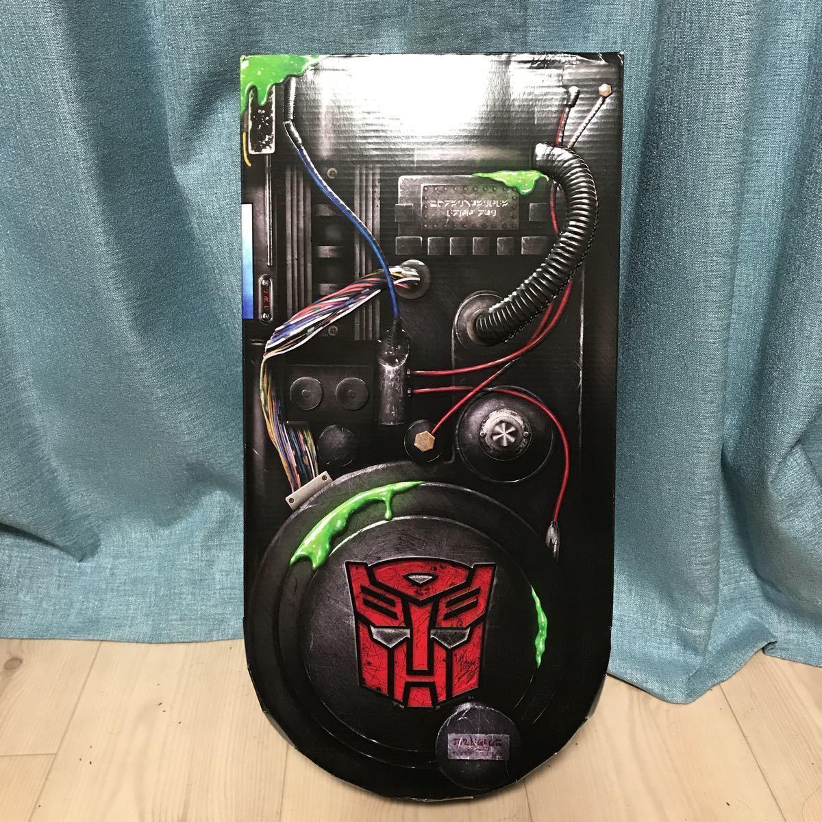 激レア 新品 Ghostbusters x Transformers MP-10G Optimus Prime ECTO-35 ゴーストバスターズ トランスフォーマー オプティマス プライム_画像8
