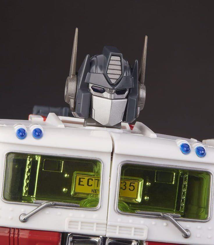 激レア 新品 Ghostbusters x Transformers MP-10G Optimus Prime ECTO-35 ゴーストバスターズ トランスフォーマー オプティマス プライム_画像2