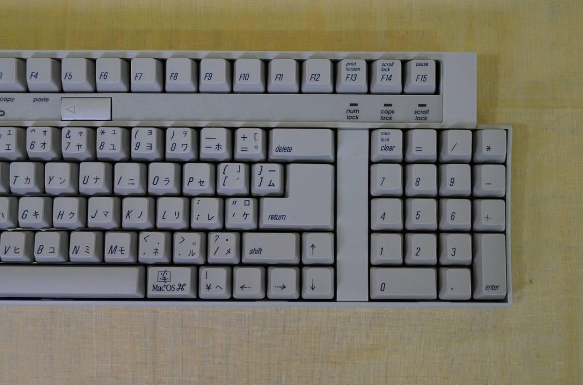 ♪♪22[お得]FILCO for Apple Macintosh 97拡張コンパクトキーボード♪♪_画像4