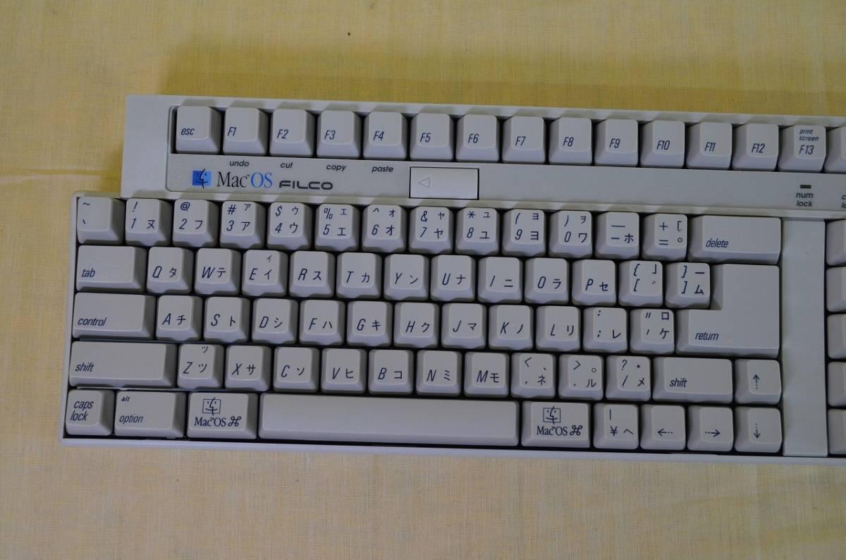 ♪♪22[お得]FILCO for Apple Macintosh 97拡張コンパクトキーボード♪♪_画像3