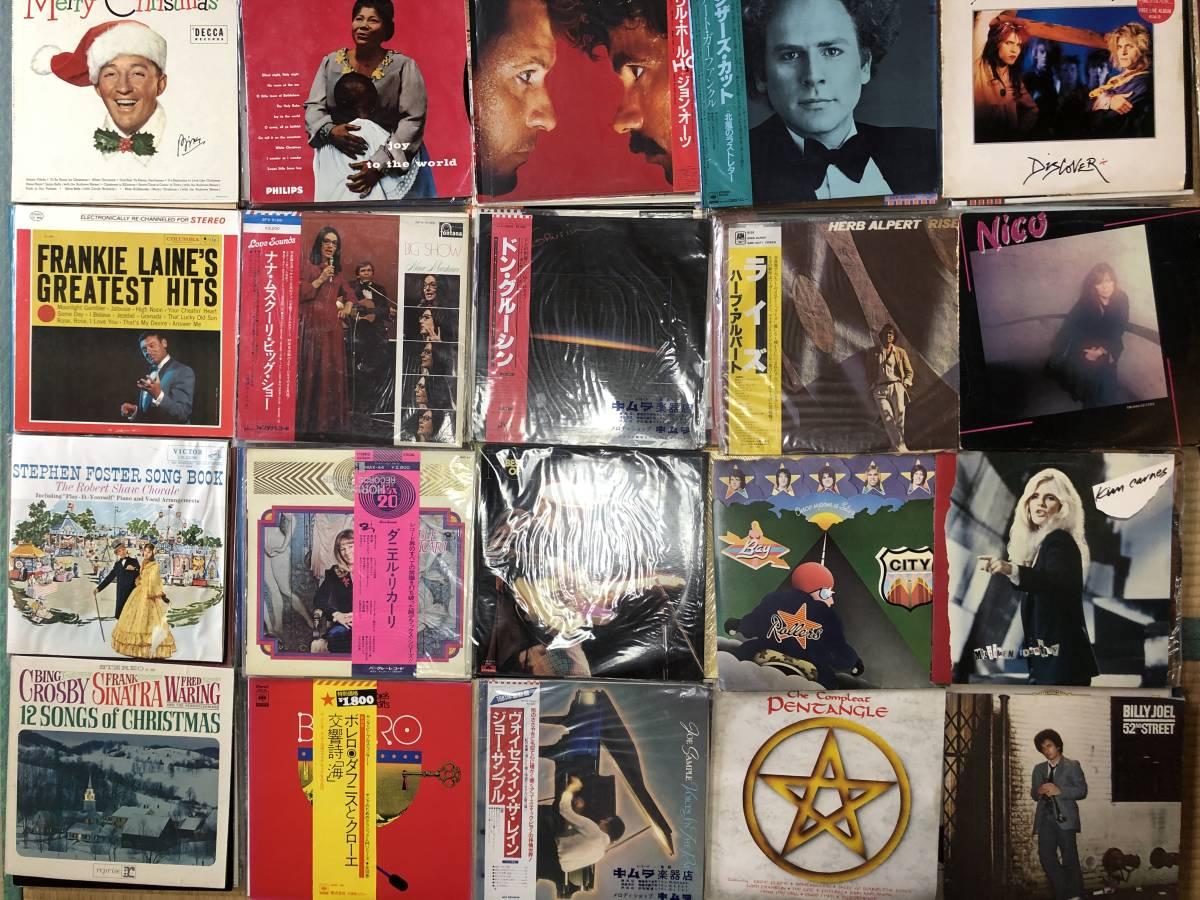 大量まとめ売り!LPレコード全80枚まとめて! 洋楽/クラシック/ロック/ポップス/その他ジャンルいろいろ!_画像5