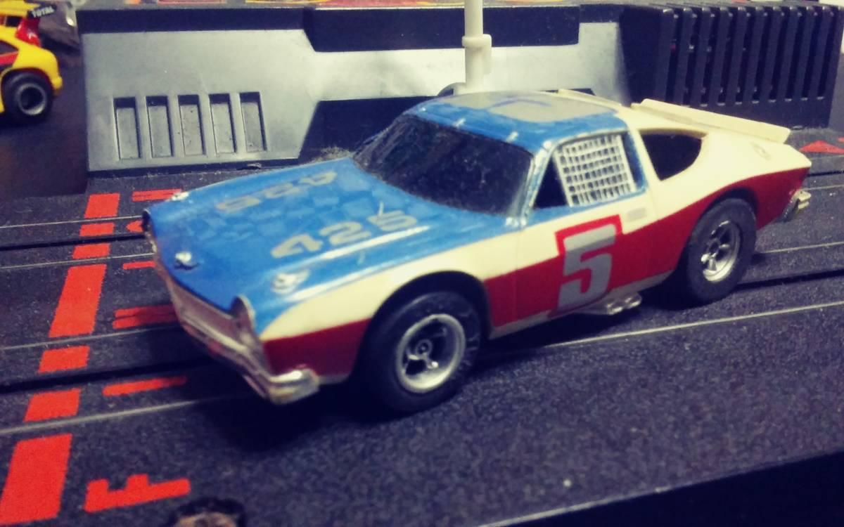 Tommy AFX HO slot car mata doll stock car : Real Yahoo