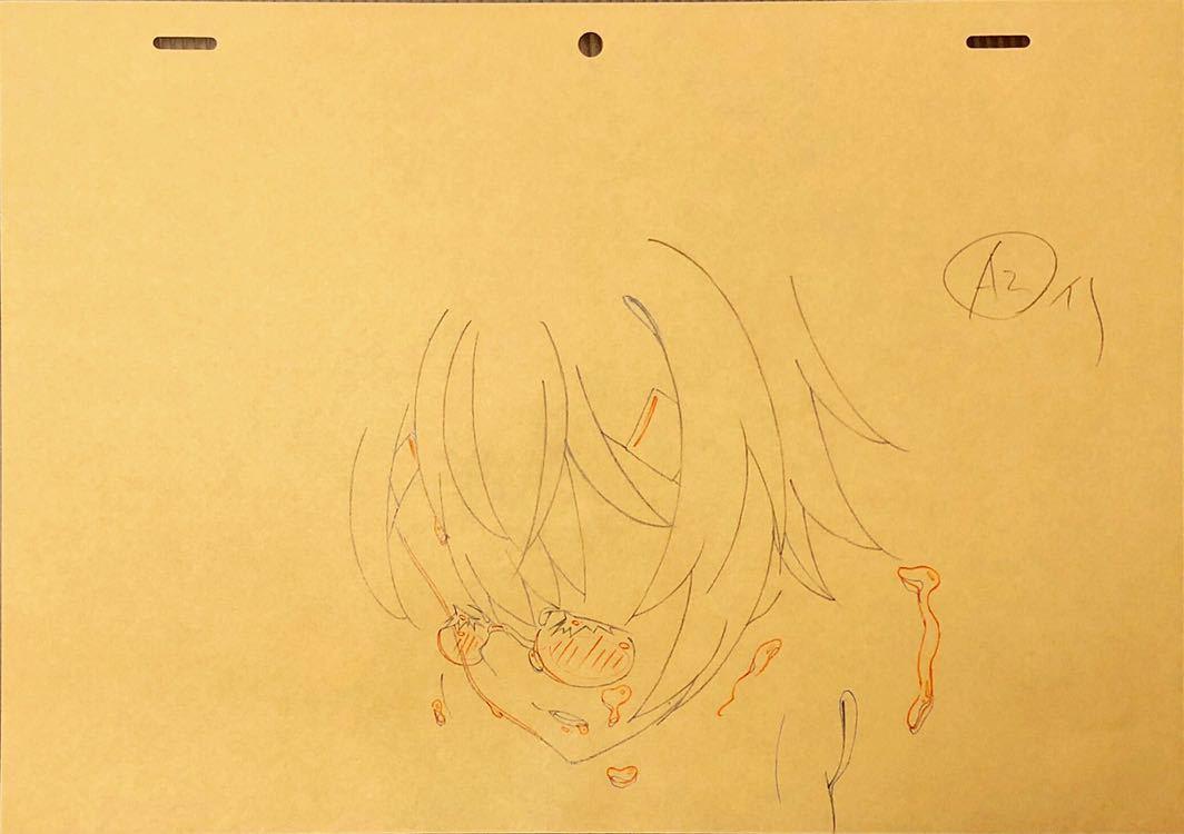 アニメ「アウトブレイクカンパニー」原画・動画・修正セット 35枚_画像6