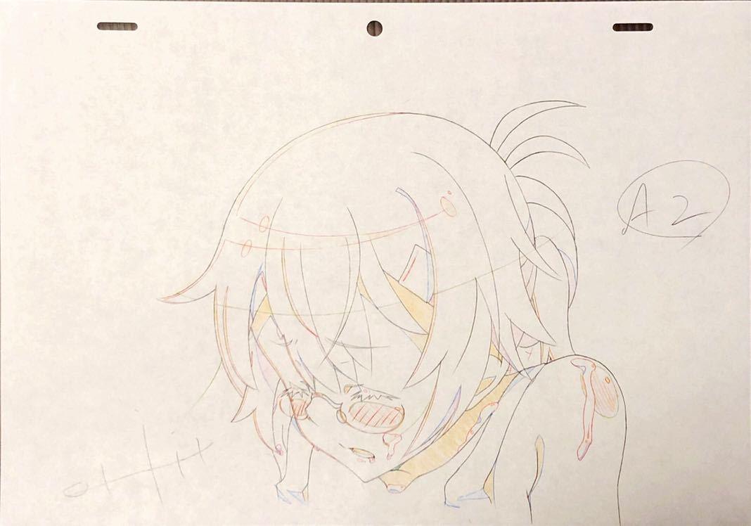 アニメ「アウトブレイクカンパニー」原画・動画・修正セット 35枚_画像2