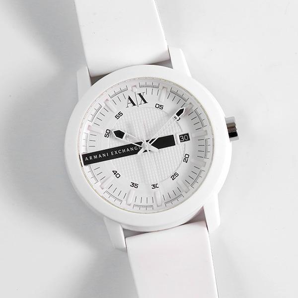 1円~ ARMANI EXCHANGE アルマーニ エクスチェンジ AX1249 クオーツ メンズ 腕時計 中古