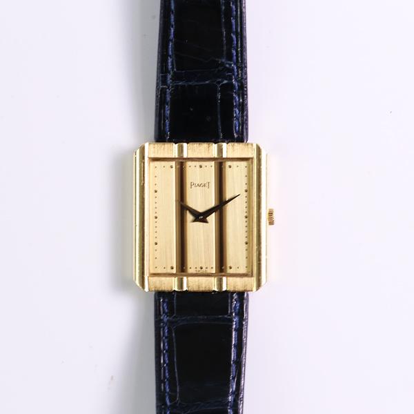 PIAGET ピアジェ 8163 750YG 30.92g クオーツ レディース 腕時計 中古