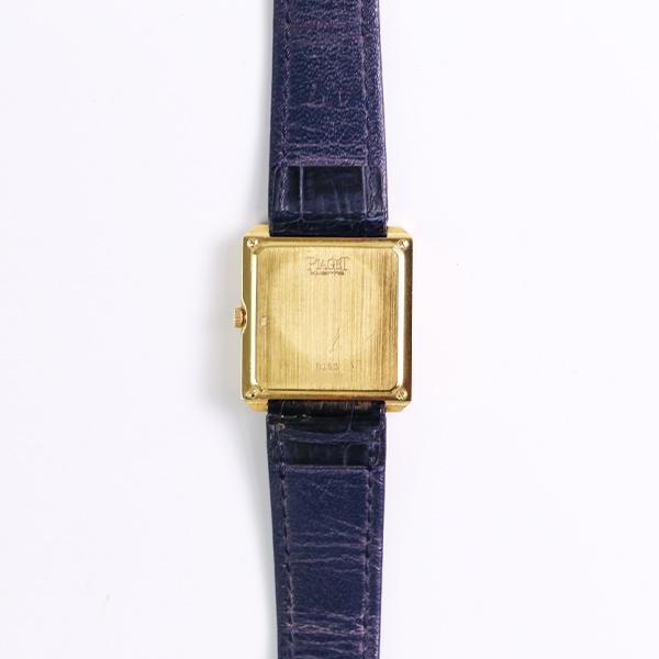 PIAGET ピアジェ 8163 750YG 30.92g クオーツ レディース 腕時計 中古_画像3