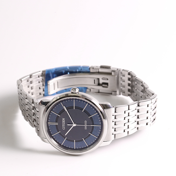 1円~ CITIZEN シチズン エクシード 0331-T005578 クオーツ メンズ 腕時計 中古_画像2