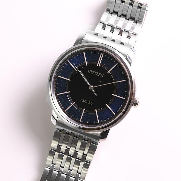 1円~ CITIZEN シチズン エクシード 0331-T005578 クオーツ メンズ 腕時計 中古