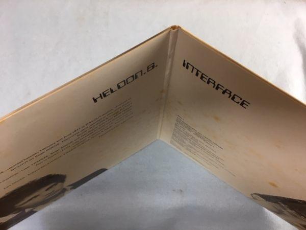 【仏 原盤】Heldon.6./Interface【COBRA 37.013】見開きジャケット_画像6