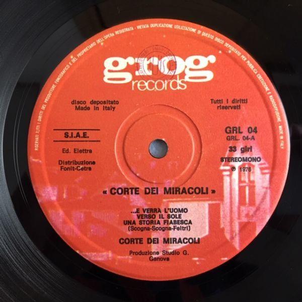 【伊 原盤】Corte dei Miracoli【GRL 04】_画像7