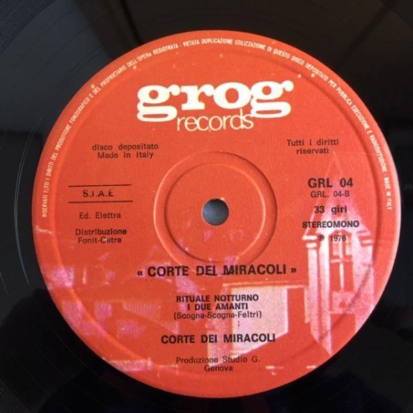 【伊 原盤】Corte dei Miracoli【GRL 04】_画像8