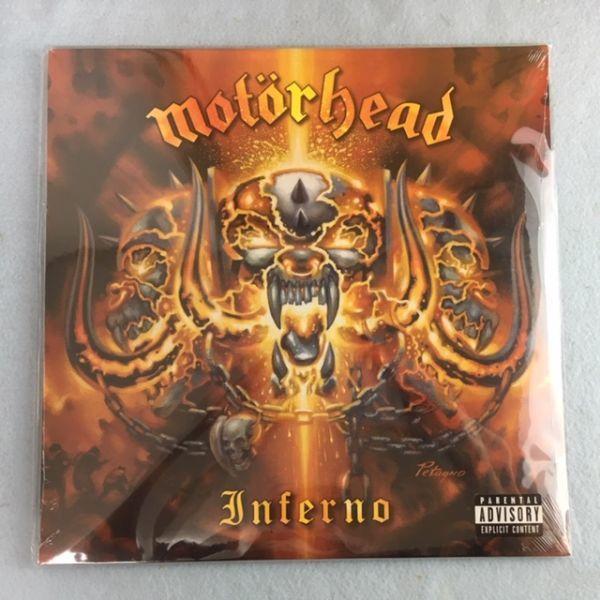 Mortorhead【アナログLP10セット】モーターヘッド 欧州盤 未開封新品_画像10