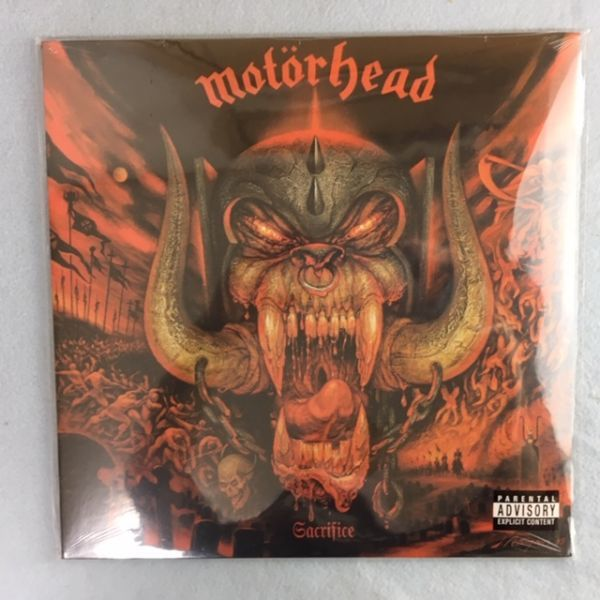 Mortorhead【アナログLP10セット】モーターヘッド 欧州盤 未開封新品_画像2