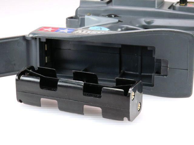 RC1003 プロポ タミヤ アドスペック プラス A ADSPEC PLUS AM 27Mhz 送信機 1/10 ヨコモ 京商 電動 エンジン ラジコン ドリフト ツーリング_画像2