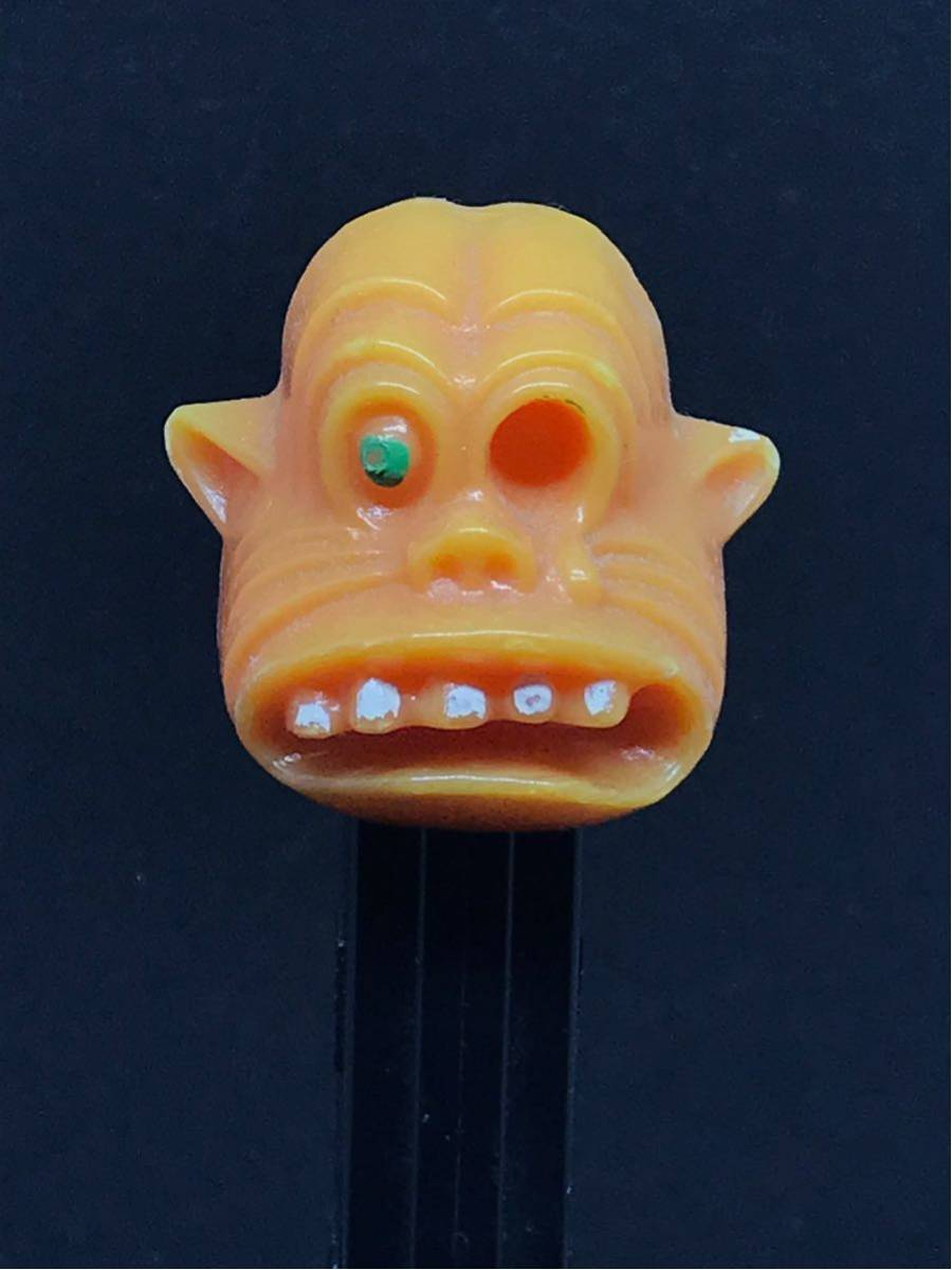 OLD PEZ ONE EYED MONSTER(緑目)_画像3