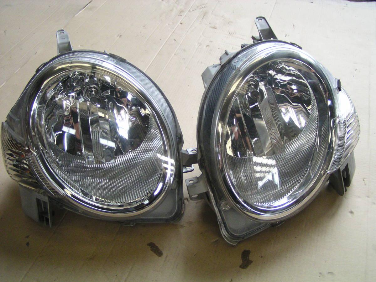 シエンタ NCP81 ヘッドライト 左右 KOITO 52-171