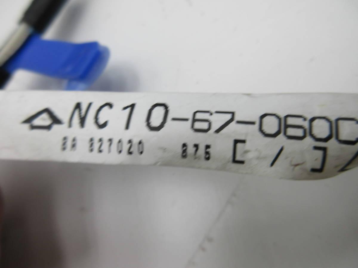 S310709-0179 マツダ アンフィニ ユーノス ロードスター EUNOS NB6C NB8C 幌 ソフトトップ コンバーチブル 動作確認済み。(26)_画像9